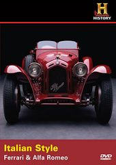 History Channel: Automobiles - Italian Style: