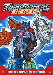 Transformers: Energon - Complete Series (6-DVD)