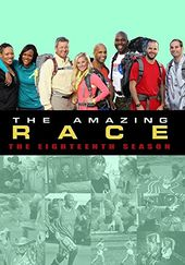 Amazing Race - Season 18 (3-Disc)