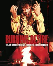 The Jimi Hendrix Experience - Burning Desire: The