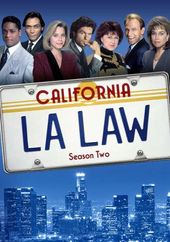 L.A. Law - Season 2 (5-DVD)