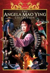 The Angela Mao Ying Collection (3-DVD)