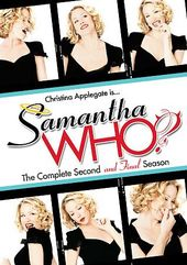 Samantha Who - Season 2 (3-DVD)