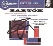 Bartok: Concerto for Orchestra; Music for