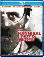 The Hannibal Lecter Collection Giftset (Blu-ray,