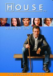 House - Season 1 (6-DVD)