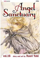 Angel Sanctuary 16
