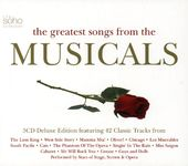 The Greatest Songs from the Musicals (3-CD)