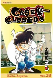 Case Closed 18