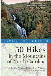 50 Hikes in the Mountains of North Carolina: