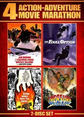Action-Adventure Movie Marathon (I Escaped From