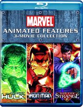 The Avengers Triple Feature 2: Planet Hulk / Dr.