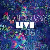 Coldplay - Live 2012 (DVD + CD)