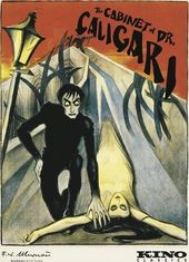 The Cabinet of Dr. Caligari (Blu-ray)