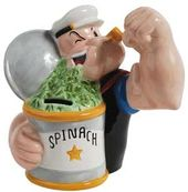 Popeye - Popeye & Spinach Bank