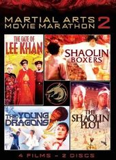 Martial Arts Movie Marathon, Volume 2