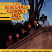 The Bluegrass Compact Disc, Volume 2
