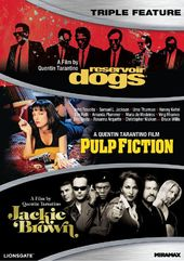 Reservoir Dogs / Pulp Fiction / Jackie Brown