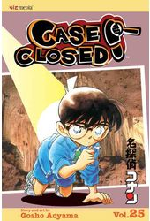 Case Closed 25