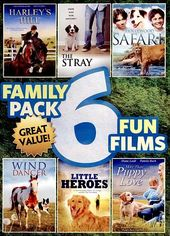 Family Pack - 6 Fun Films (2-DVD)