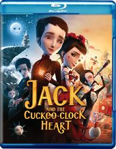 Jack and the Cuckoo-Clock Heart (Blu-ray)