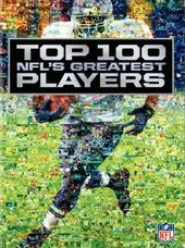 Football - Top 100: NFL's Greatest Players (4-DVD)