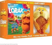 Dr. Seuss' The Lorax Gift Set (Blu-ray + DVD +