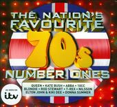 The Nation's Favourite 70s Number Ones (3-CD)