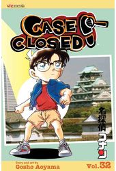 Case Closed 32
