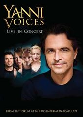 Yanni - Voices: Live from The Forum in Acapulco