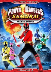 Power Rangers Samurai - Volume 2: A New Enemy
