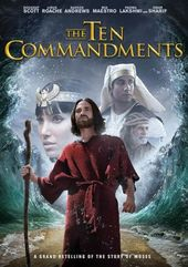 The Ten Commandments - The Complete Miniseries