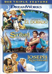 The Road to El Dorado / Sinbad: Legend of the