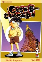 Case Closed 36