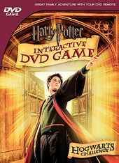 Harry Potter Interactive DVD Game: Hogwarts