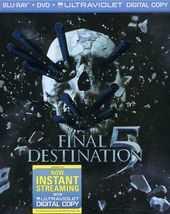 Final Destination 5 (Blu-ray + DVD)