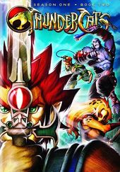 Thundercats - Season 1, Book 2 (2-DVD)