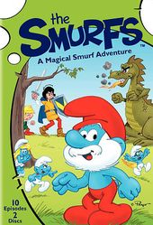 The Smurfs - A Magical Smurf Adventure (2-DVD)