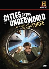 Cities of the Underworld - Season 3 (4-DVD)