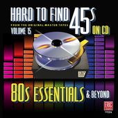 Hard to Find 45s on CD, Volume 15 [80's