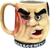 Anger Management - Punch Out - 12 oz. Ceramic Mug