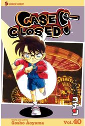 Case Closed 40: Shonen Sunday Edition