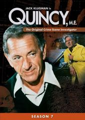 Quincy, M.E. - Season 7 (6-DVD)