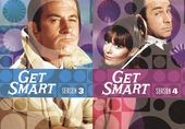 Get Smart - Seasons 3 & 4 (8-DVD)