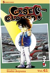 Case Closed 41