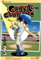 Case Closed 43: Shonen Sunday Edition