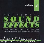 Authentic Sound Effects, Volume 4