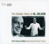 Golden Years of Al Jolson (3-CD)