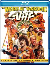 UHF (25th Anniversary Edition) (Blu-ray)