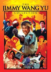 The Jimmy Wang Yu Collection (2-DVD)